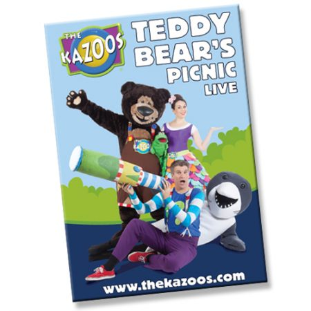 The Kazoos Teddy Bears Picnic