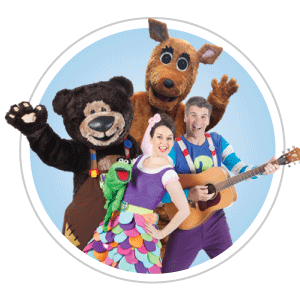 image of The Kazoos Children's Entertainment