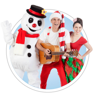 The Kazoos christmas show