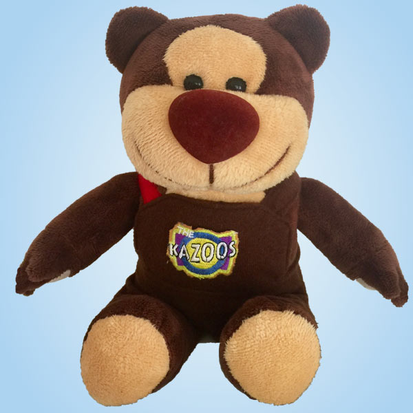 image of Big Bear Brown soft toy teddy bear